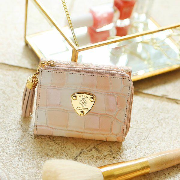 彼女へのクリスマスプレゼントにおすすめなレディースブランドのお財布はATAOのワルツです